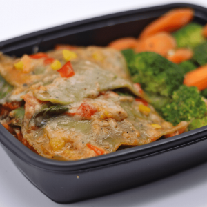 Vegan Lasagne Chefiesta, Meal Prep, Meal prep company, Meal prep near me, Catering company, private dining