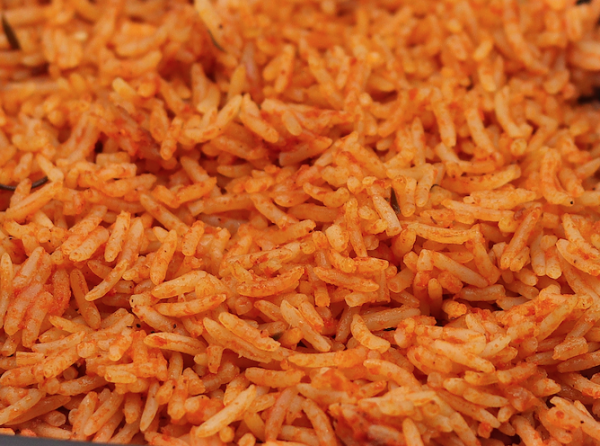 Jollof Rice - This Meal prep dish is a full container of just Curried Mutton, for those that are looking for a single dish. This is great for those who want to make their own sides or mains to go along with the dish or want to have more of the dish so that they can use it on multiple occasions. The dish does not come with any sides.
