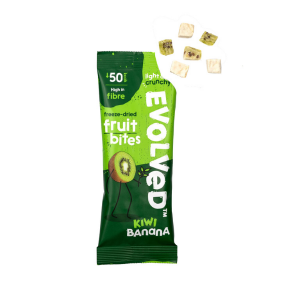 Evolved Snacks Banana and Kiwi - dried fruit, chefiesta, meal prep company