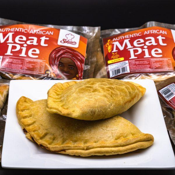 Beef Meat Pie - Chefiesta, meal prep